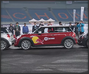 2014 Parallel Park World Record