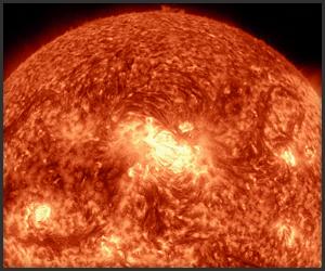 4K Sun Time-lapse