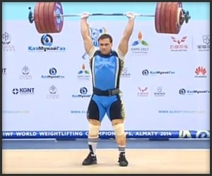 2014 Clean & Jerk World Record