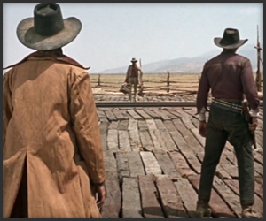 A Look at Leone's Westerns