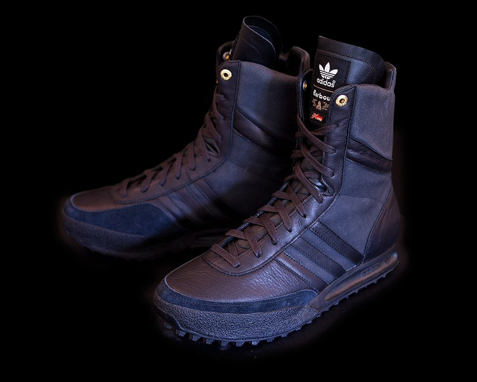 big sale 2fd02 a1244 Adidas x Barbour GSG9 Boot