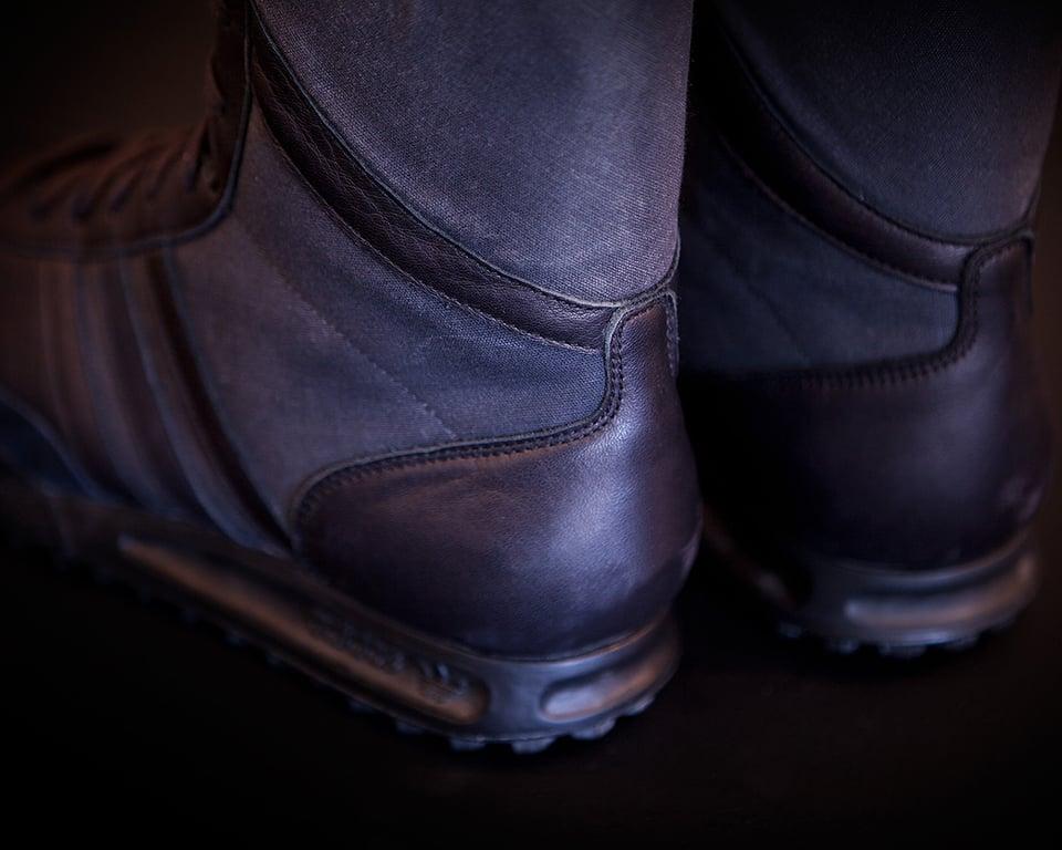 Adidas x Barbour GSG9 Boot