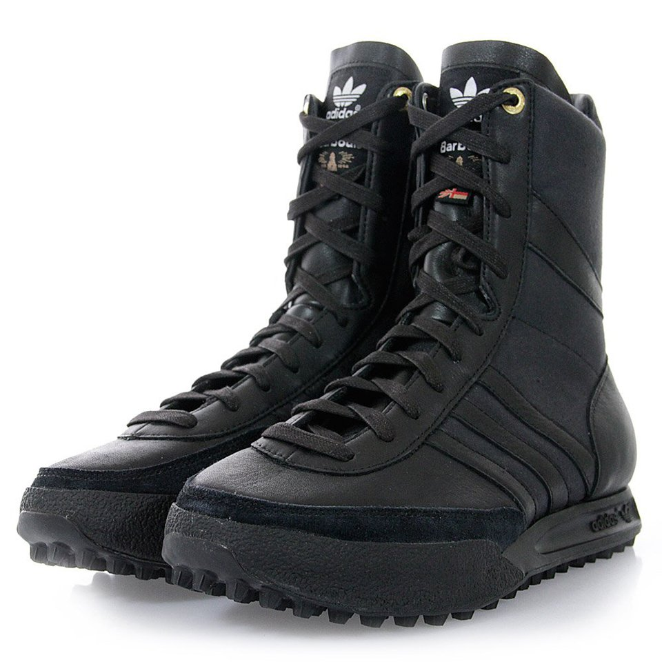 Adidas X Barbour GSG9 Boot The Awesomer