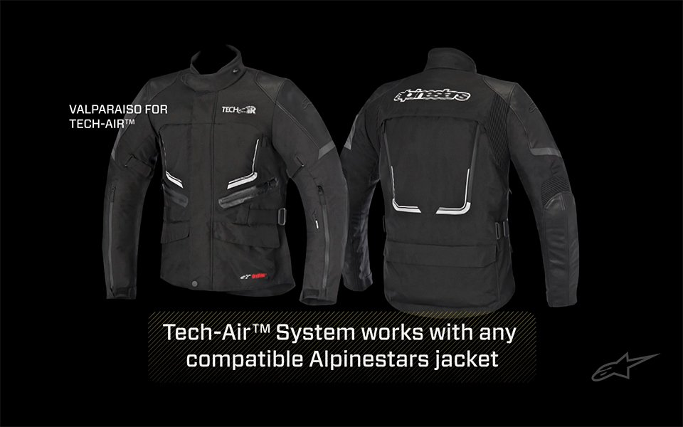 Alpinestars Wearable Airbags