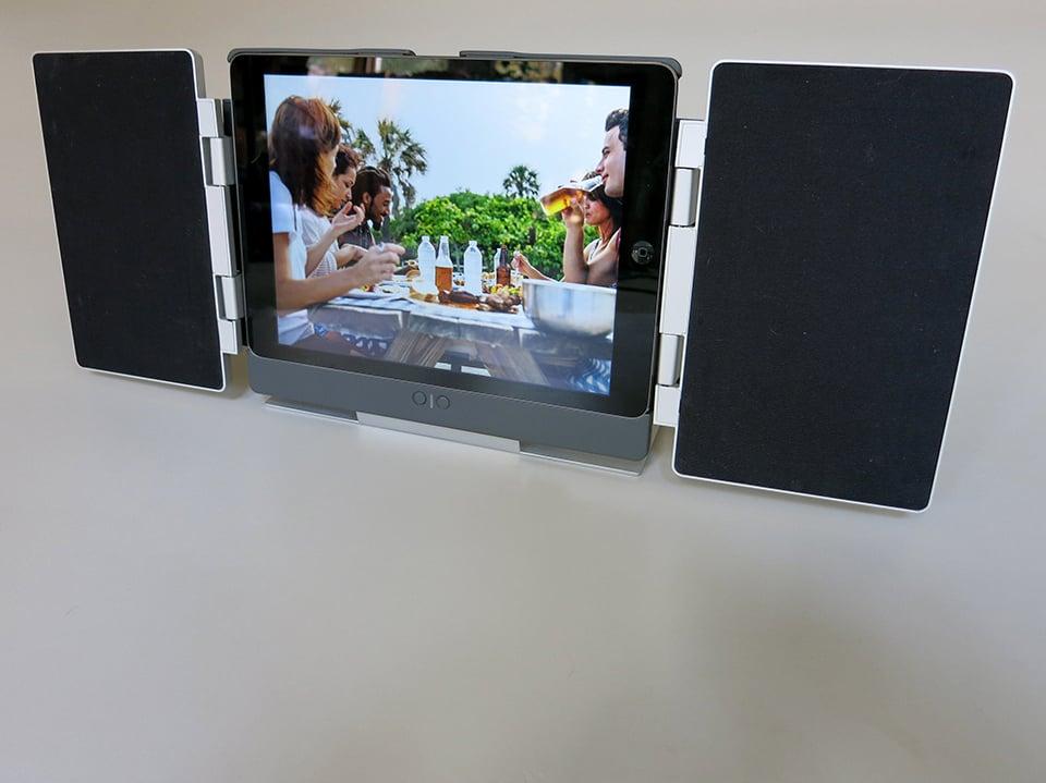 Amp iPad Air Speaker Case