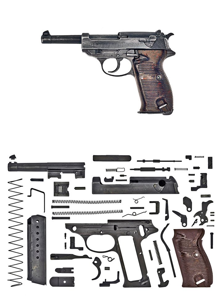 Anatomy: Handguns of WWII