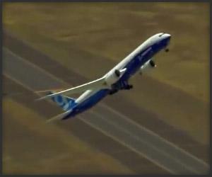 Jumbo Jet Agility Demo