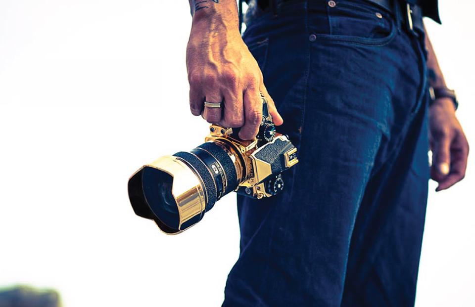 Brikk Lux Nikon Df Kit