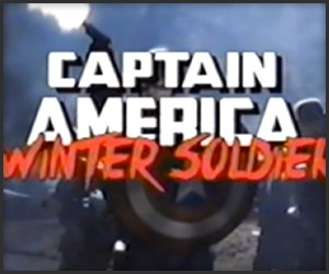 Capt. America: VHS Edition