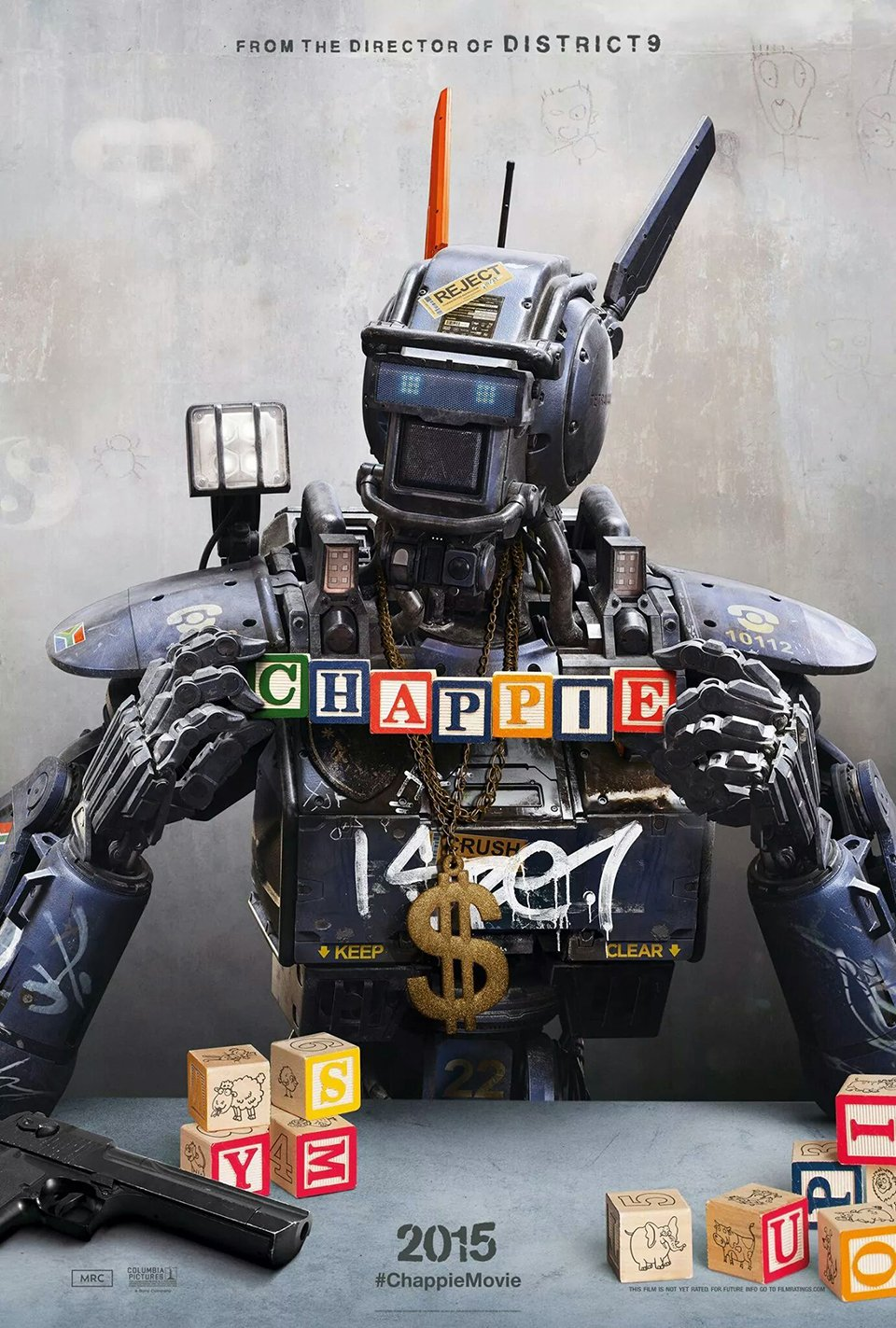 Chappie (Poster)