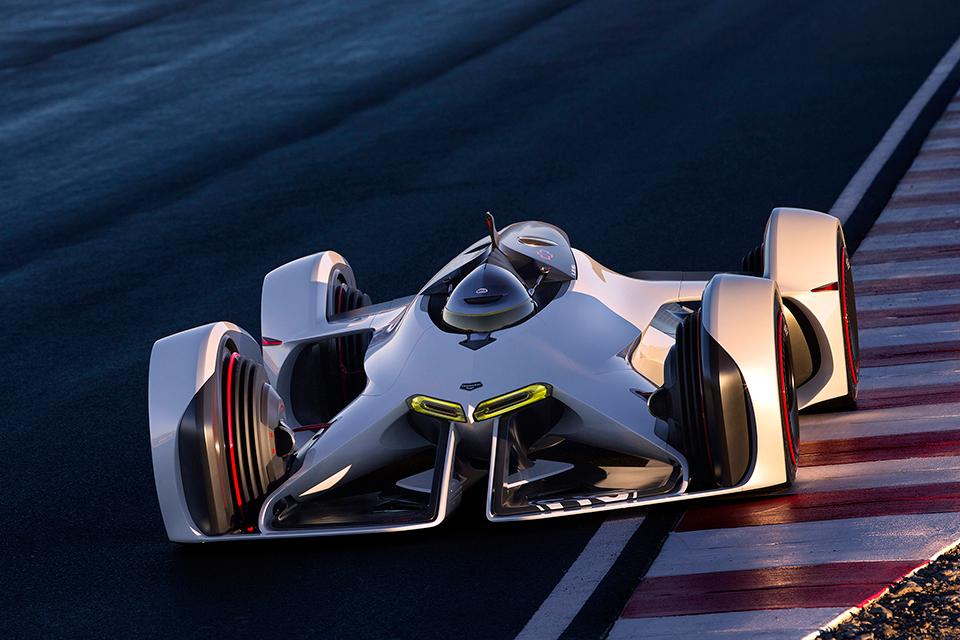 Chevy Chaparral 2X Concept