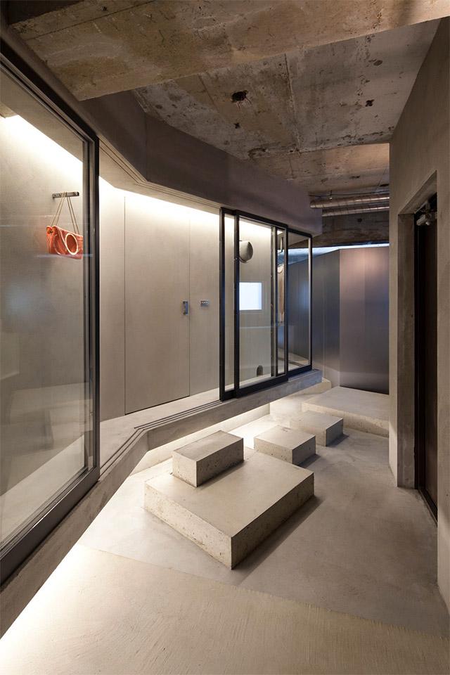 The Concrete House