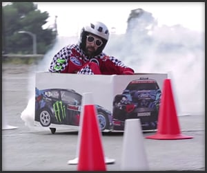 Crazy Cart Gymkhana 2