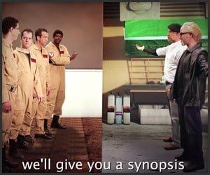 ERB: Mythbusters vs. Ghostbusters