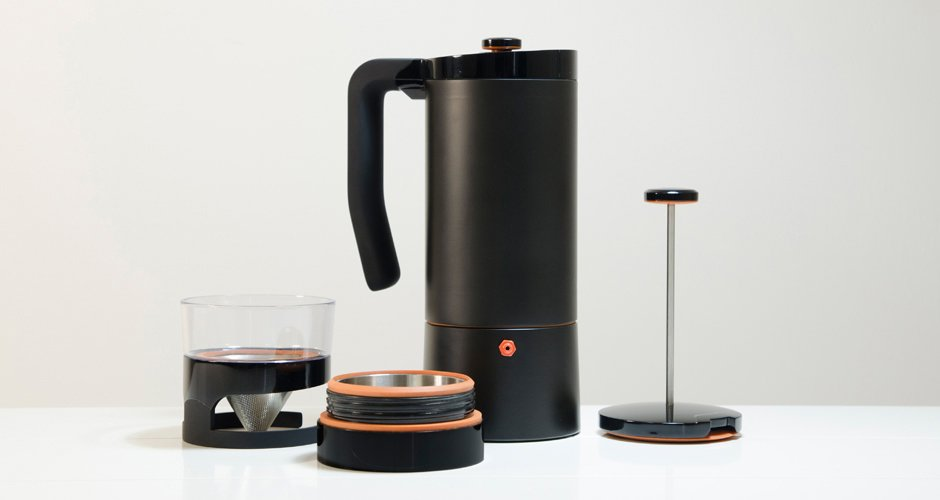 Evolve 3.0 3-in-1 Coffee Brewer