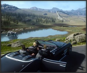 Final Fantasy XV (Gameplay 2)