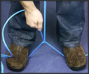 How to Cut a Rope without a Blade