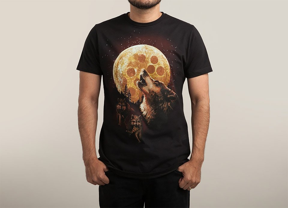 Howlin' for a Slice T-Shirt