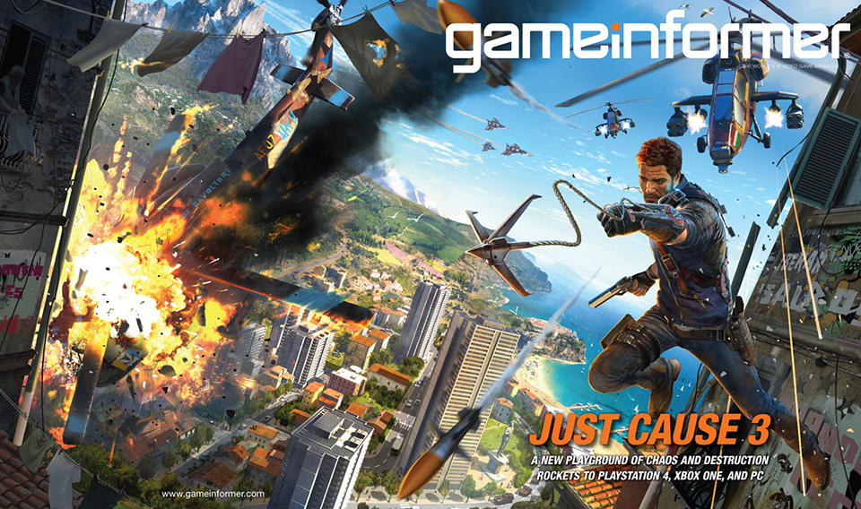Just Cause 3 (Teaser)