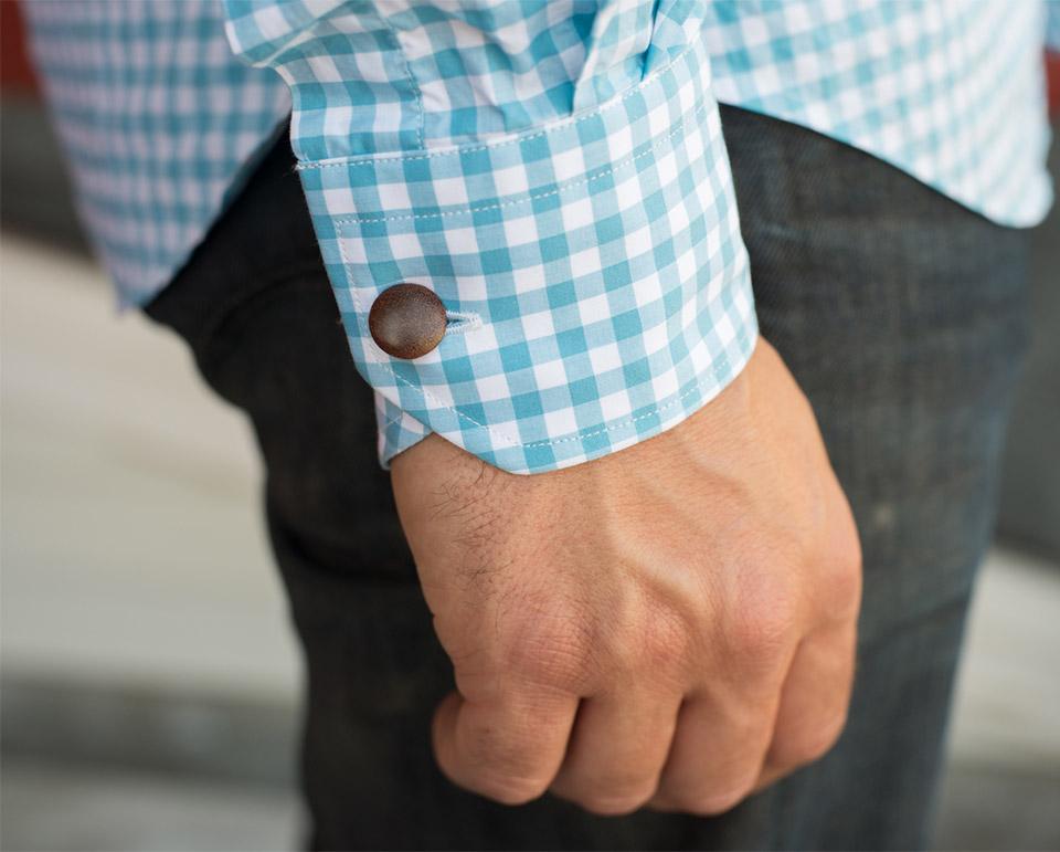 KARV Wood Cufflinks
