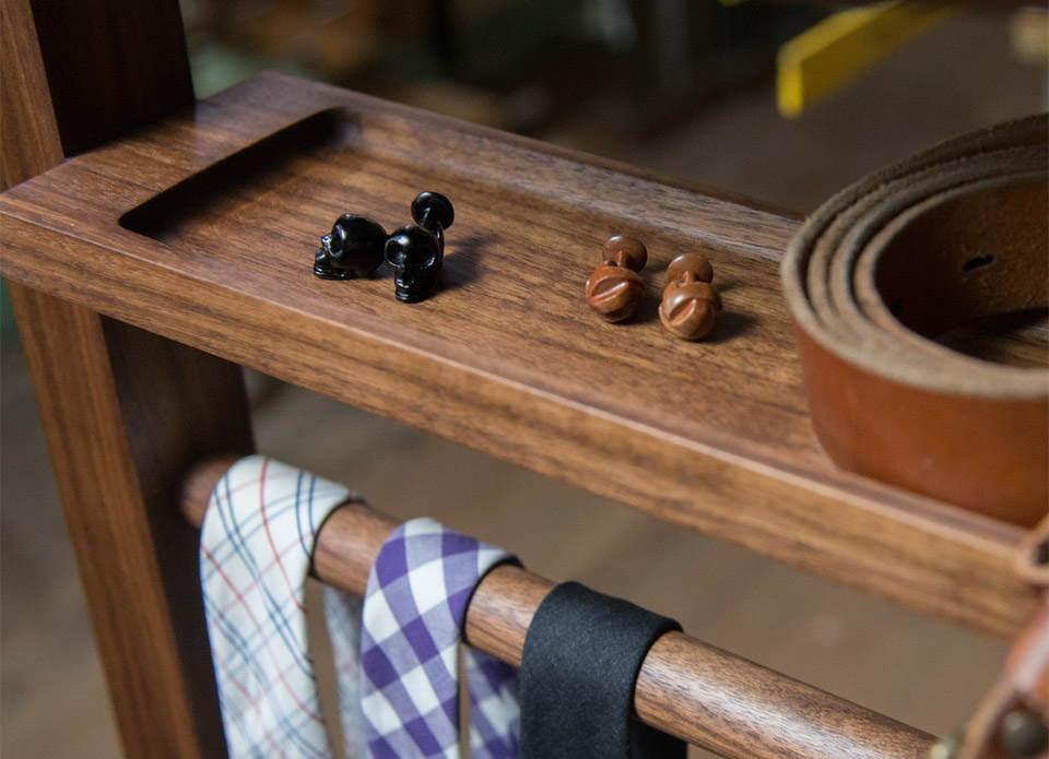 KARV Wood Cufflinks