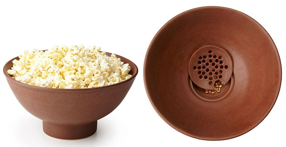 Kernel-Sifting Popcorn Bowl