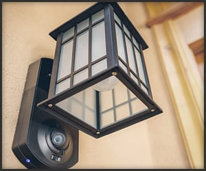 Kuna Outdoor Security Light