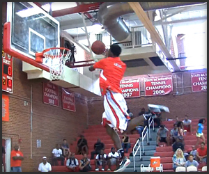 Kwe Parker: Dunk from Above