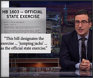 LWT: US State Legislature
