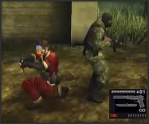 Metal Gear Clowning