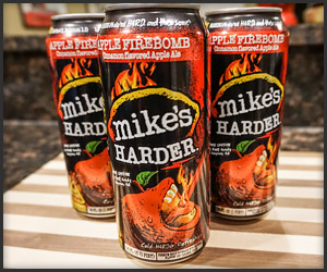 Mike's Harder Apple Firebomb