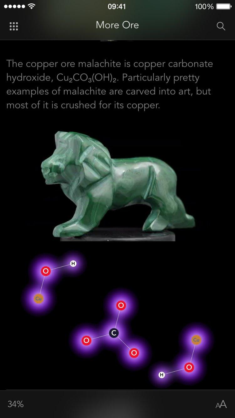 Molecules for iOS