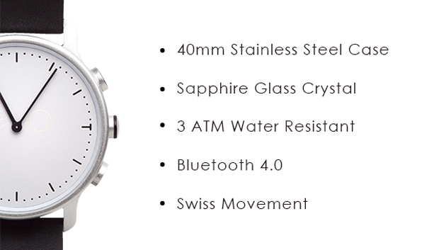 Nevo Smartwatch