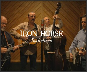 Rocket Man: Bluegrass Style