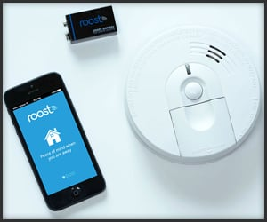 Roost Smoke Alarm Battery