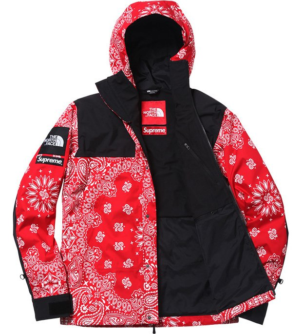 Supreme X The North Face The Awesomer
