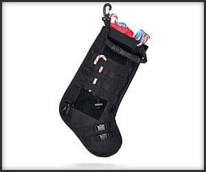 Tactical Holiday Stocking
