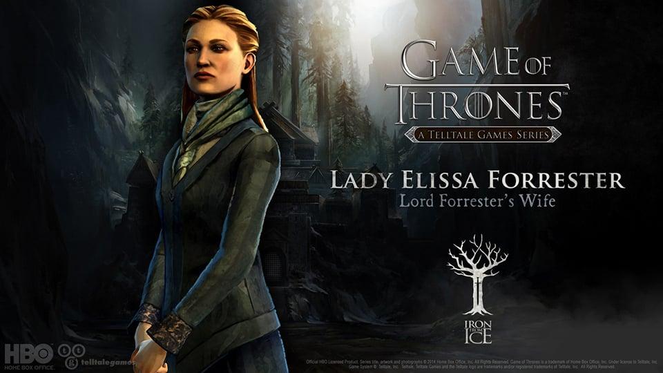 Telltale's Game of Thrones (Teaser)