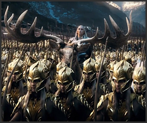Hobbit: Battle of 5 Armies (Trailer)