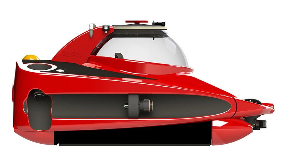 U-Boat Worx HP Sport Sub 2