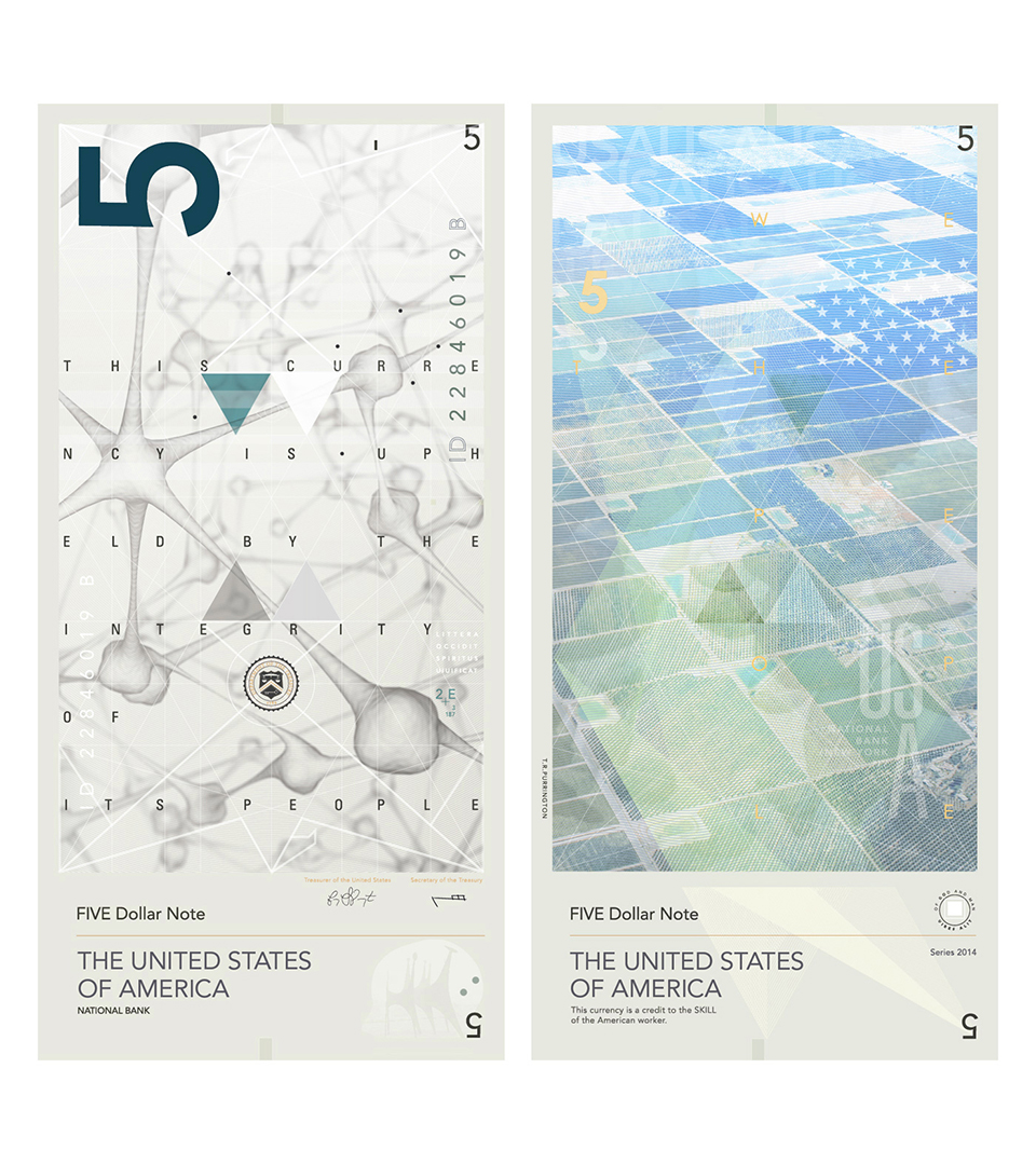 US Dollar Bills Concepts
