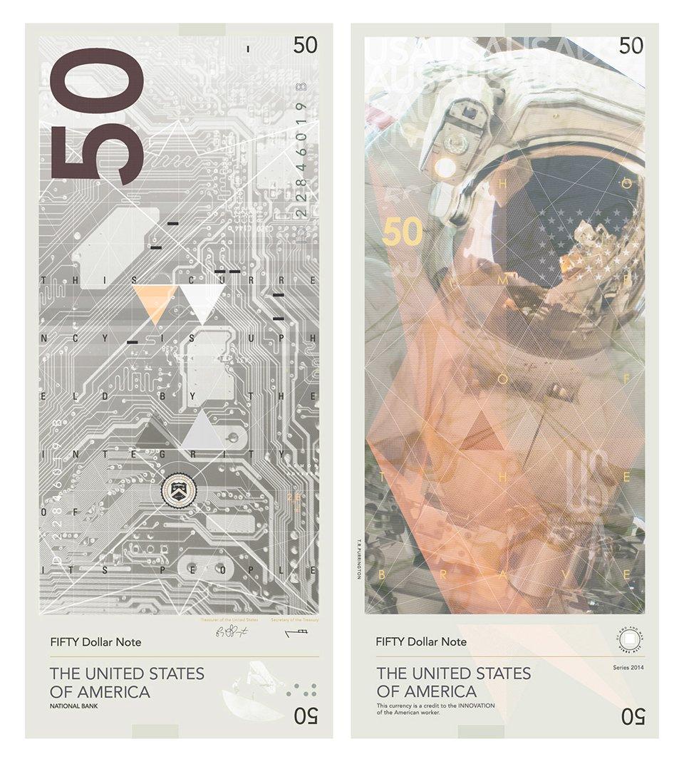 US Dollar Bills Concepts