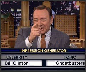 Spacey & Fallon: Impressions