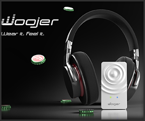 Woojer Haptic Woofer