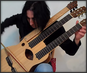 The 17-String Guitar