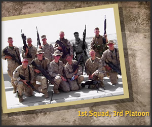 1st Squad, 3rd Platoon