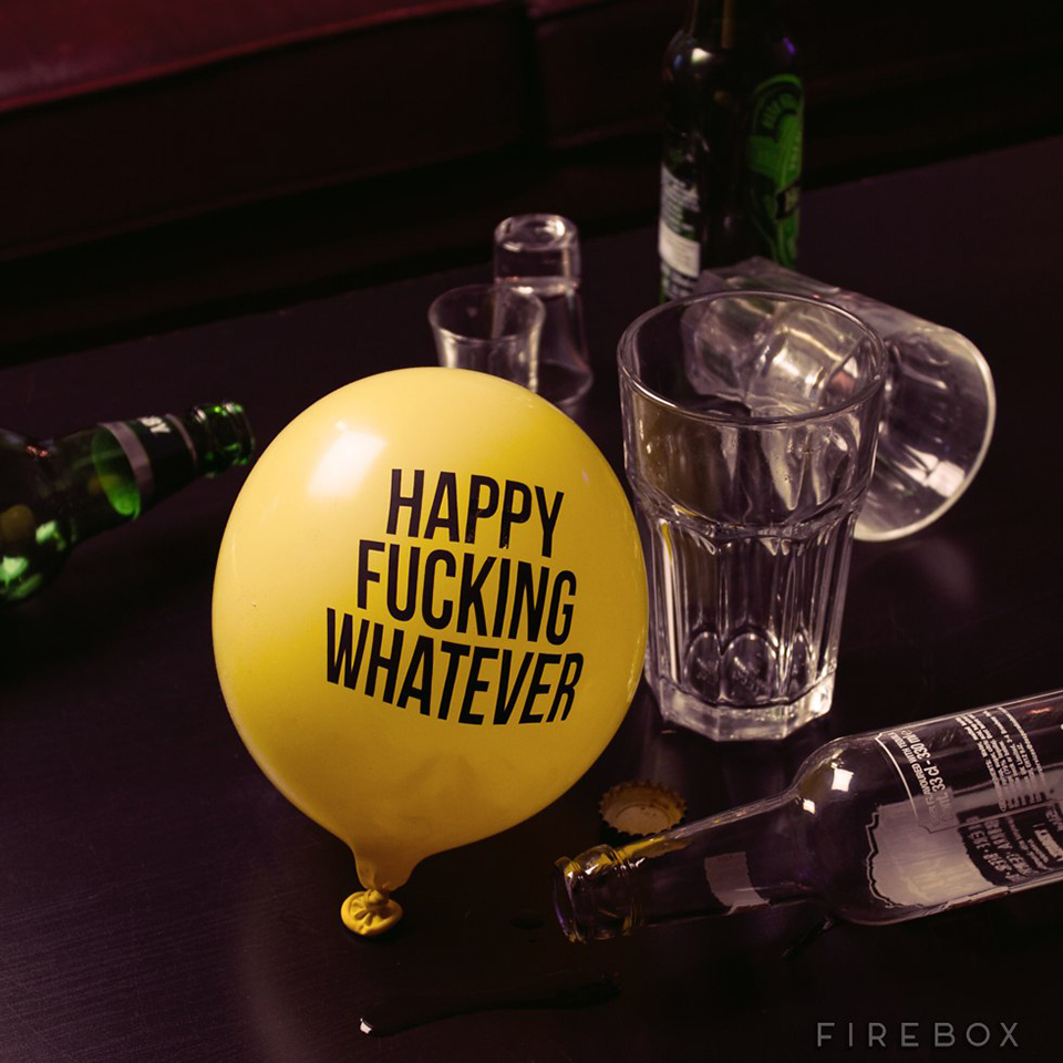 Abusive Balloons