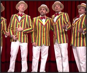 Barbershop Quartet Sexual Healing