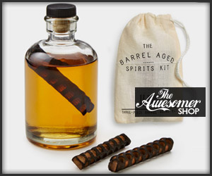 Barrel-Aged Spirits Kit