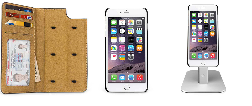 BookBook for iPhone 6/6 Plus